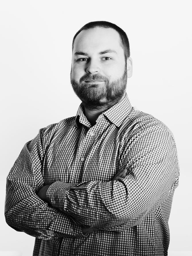 Pracownik agencji marketingowej - Jacek