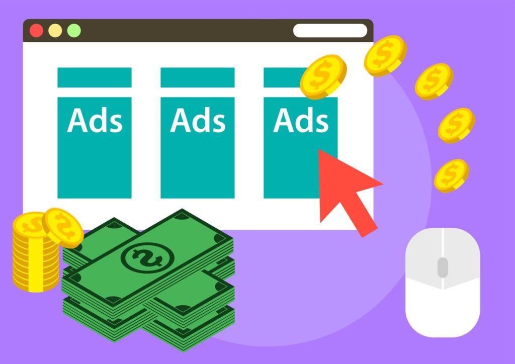 Koszt reklamy Google Ads